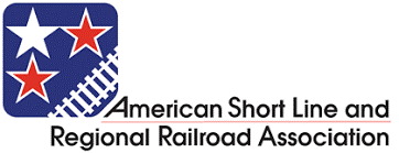 American Short Line and Regional Railroad Association logo