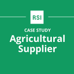 Case Study: Agricultural Supplier