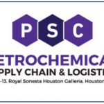 Petrochemical supply chain and logistics logo