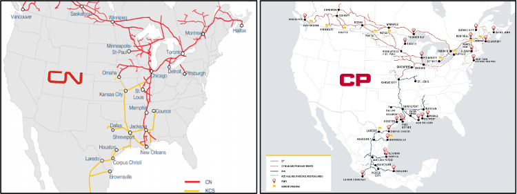 CN network