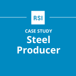 Case Study: Steel Producer