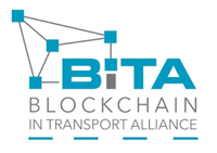 Blockchain in Transport Alliance logo
