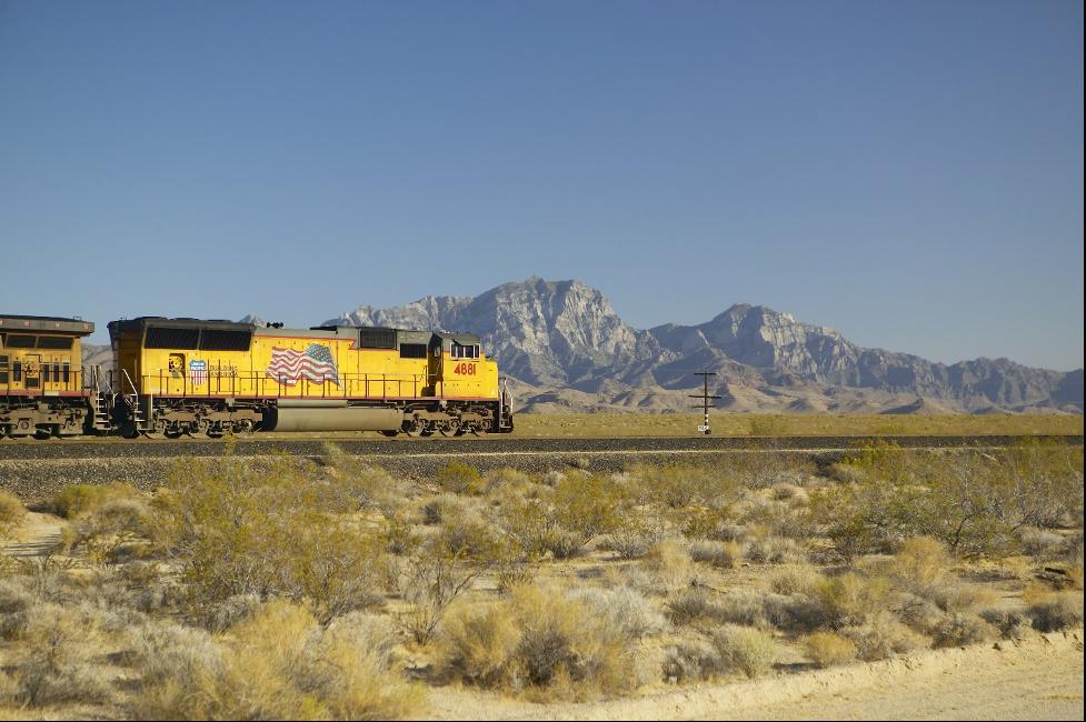 8 factors affecting railroad shipments