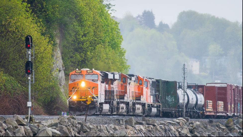 factors affecting railroad shipments 3