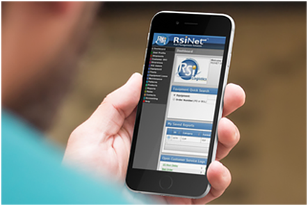 Railcar tracking software on mobile