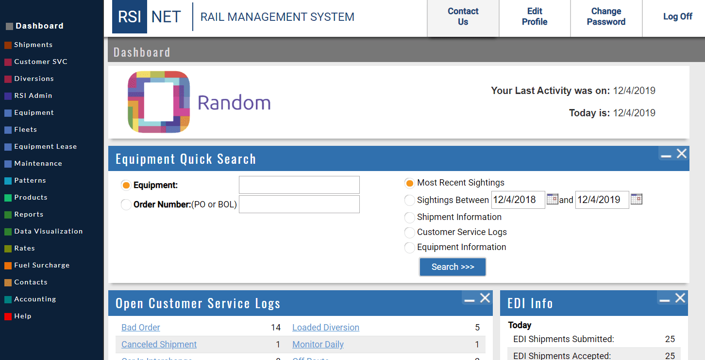 One system provides all your railcar tracking needs