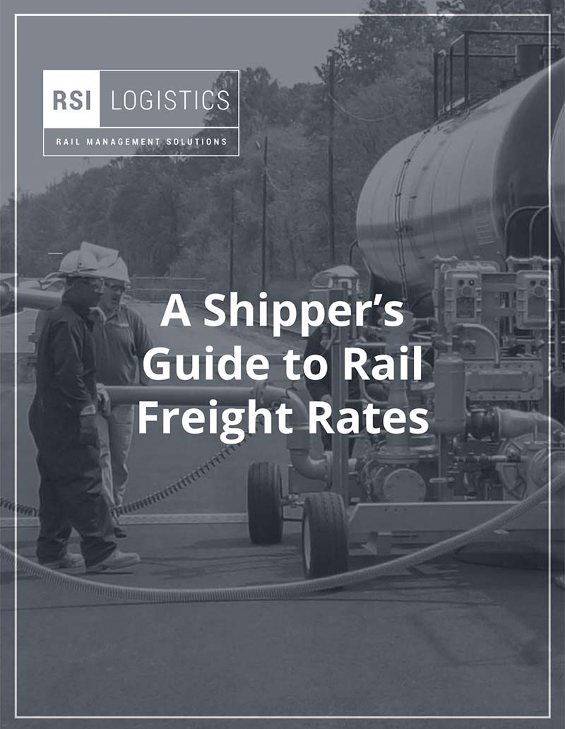 Shippers Guide to Rail Freight Rates