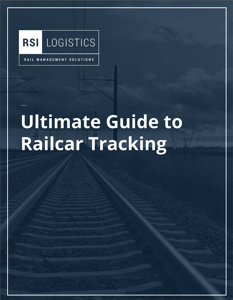 Ultimate Guide to Railcar Tracking